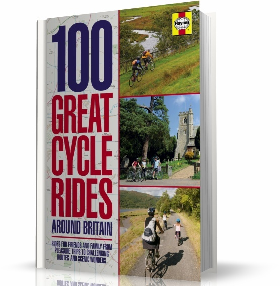 100 GREAT CYCLE RIDES AROUND BRITAIN