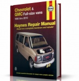 CHEVROLET - GMC FULL-SIZE VANS (1996-2010) USA