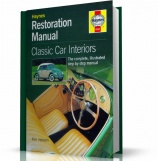 CLASSIC CAR INTERIORS RESTORATION MANUAL