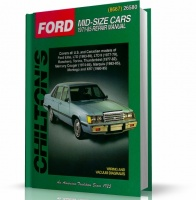 FORD MID-SIZE CARS (1971-1985) CHILTON