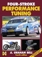 FOUR-STROKE PERFORMANCE TUNING: FOURTH EDITION