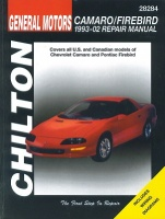 GENERAL MOTORS CAMARO & FIREBIRD (1993-2002)