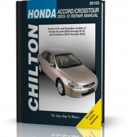 HONDA ACCORD 2003-2012 i HONDA CROSSTOUR (2010-2012)