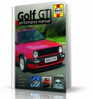 VW GOLF GTI PERFORMANCE MANUAL